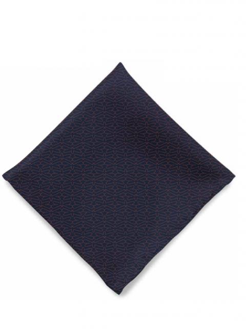 Näsduk BS53001MSS16 Ekologisk silk