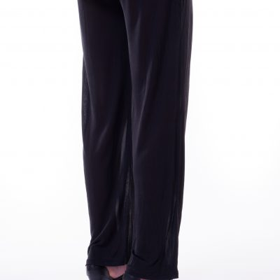 Organic silk thin pants
