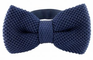 BS51001M1SS16 – knitted bow tie 2