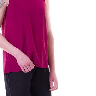 Carum WoollyBear ekologisk blus med ekologisk silke