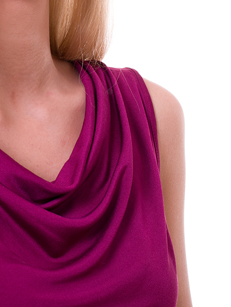 Senecio WoollyBear ekologisk blus med ekologisk silke
